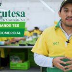 Entrevista con el  Gerente Comercial de FRUTESA